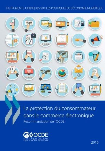 La protection du consommateur dans le commerce électronique