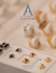 Antandre Summer/Fall 2016 Lookbook