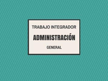 Administración General s%2Fe