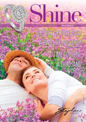 Shine Magazine - Stephens Jewellers