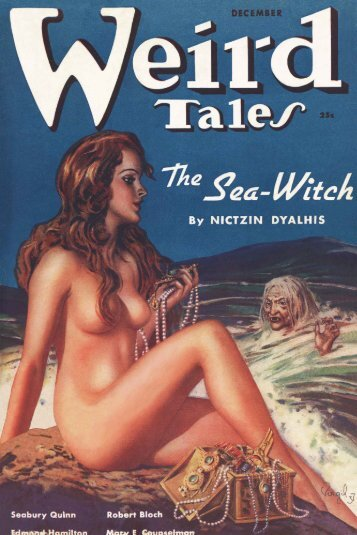 Weird Tales Magazine (12-1937)