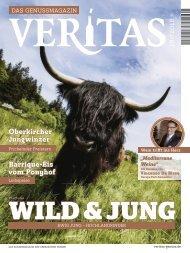 VERITAS - Das Genussmagazin / Ausgabe - 18-2016