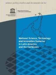 National science, technology and innovation ... - unesdoc - Unesco