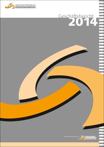 Wirtschaftsförderung Schwarzwald-Baar-Heuberg Geschäftsbericht 2014