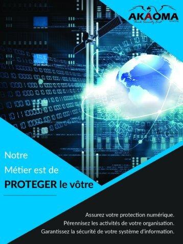 Prestations et Services Cybersécurité AKAOMA