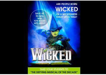 Wicked Flipbook