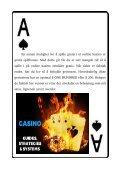 Hvordan Bruke Gratis Spinn på Casino Bonus å Spille Mer? - Page 3
