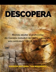 DESCOPERA