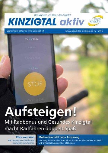 Kinzigtal Aktiv 2/2016