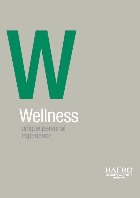 Hafro Geromin Wellness 2016 by InterDoccia