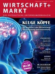 WIRTSCHAFT+MARKT 4/2016