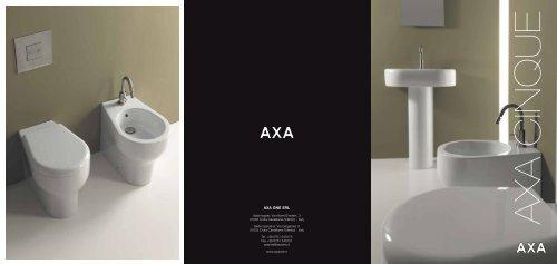 Axa Collection Cinque by InterDoccia
