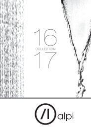 Alpi collection 2016/2017 by InterDoccia