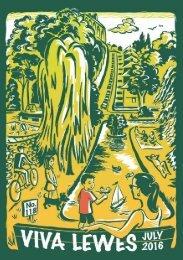 Viva Lewes Issue #118 July 2016