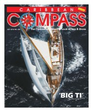 Caribbean Compass Yachting Magazine July 2016