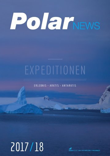 PolarNEWS / Polare Welten CH-2017/18