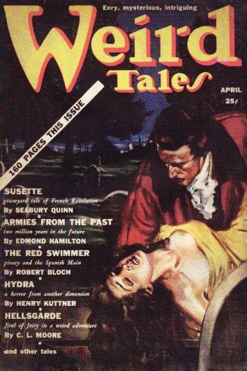 Weird Tales S.E. (1939)