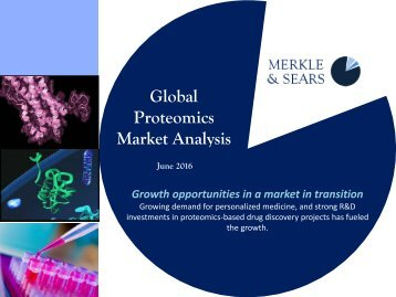Global Proteomics Market Analysis