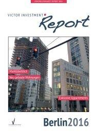 Victor Investment Report - Berlin 2016 - Deutsch