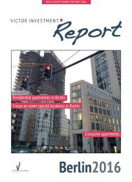 Victor Investment Report - Berlin 2016 - Englisch