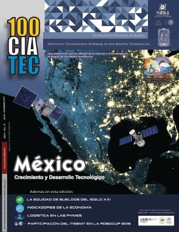 Revista 100CIATEC Edicion 18 Ago - Dic 2015