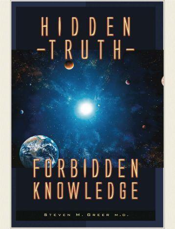 Hidden Truth - Forbidden Knowledge