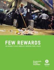 FEW REWARDS