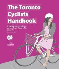The Toronto Cyclists Handbook