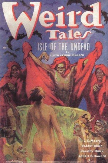 Weird Tales  (10-1936)