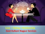 Escorts dating services Nagpur by Geet Kulkarni
