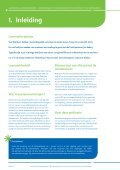 Leerwerktrajecten voor mensen met een afstand tot de arbeidsmarkt - Page 4