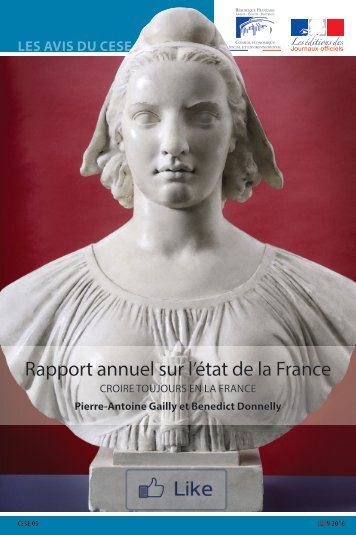 Rapport annuel sur l'état de la France