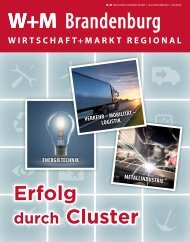 W+M Regional Brandenburg