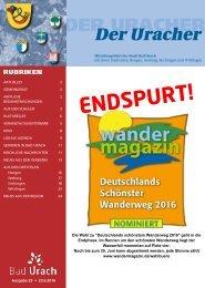 Der Uracher KW 25-2016