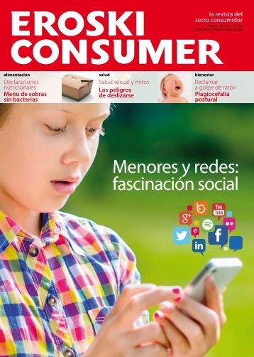 Menores y redes fascinación social