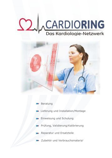 CARDIORING Ring Katalog 07 / 2016