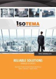 PT ISOTEMA Compro & Catalog 2016