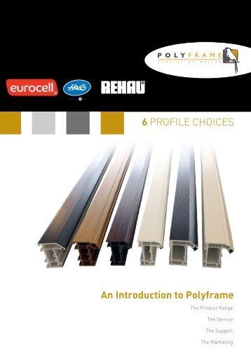 Polyframe Brochure