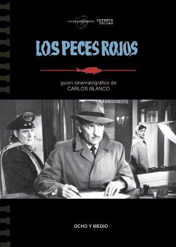 guion cinematográfico de CARLOS BLANCO