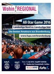 Wohin!Regional Ausgabe Juni/Juli 2016