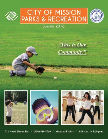 CITY OF MISSION PARKS & RECREATION