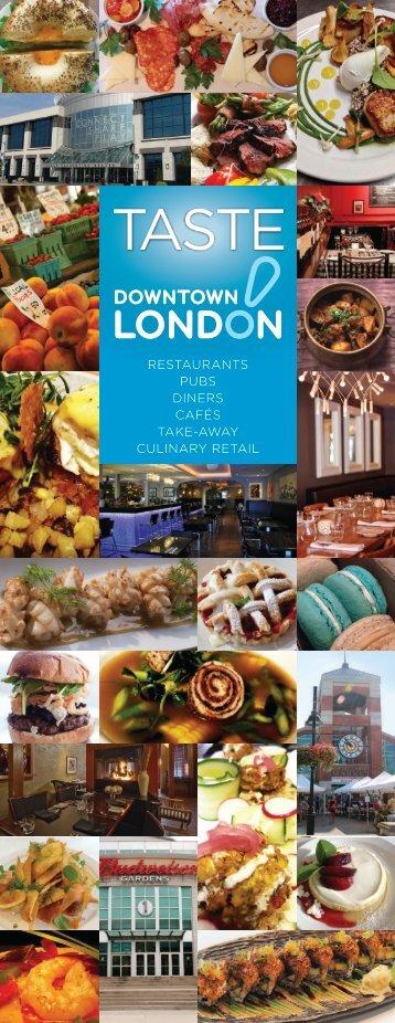 Taste Downtown London