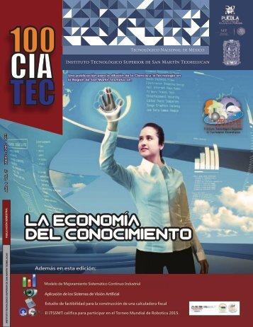 Revista 100CIATEC Edicion 17 Ene - Dic 2015