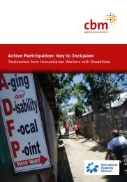 Active Participation Key to Inclusion