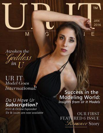 UR IT Magazine January 2016