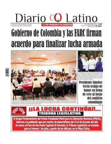 Edición 23 de Abril de 2016