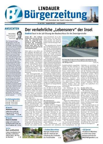 25.06.2016 Lindauer Bürgerzeitung