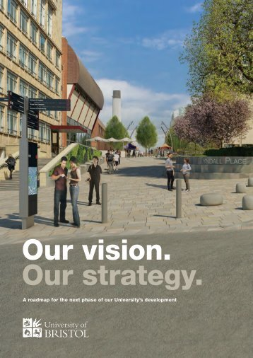 Our vision Our strategy