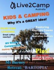 Edition#2 Live2Camp magazine