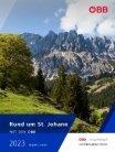 Rund um St. Johann mit den ÖBB